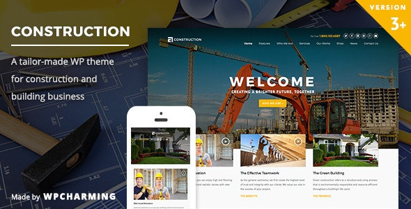 Construction-WordPress-Theme-nulled-download