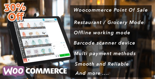 Openpos WooCommerce Point Of Sale (POS) Download