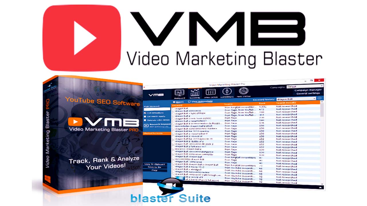 Video Marketing Blaster Pro v1.44 Full Activated