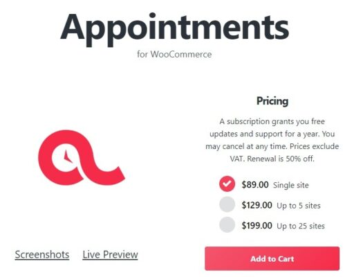 BookingWP WooCommerce Appointments NulledBookingWP WooCommerce Appointments NulledBookingWP WooCommerce Appointments Nulled