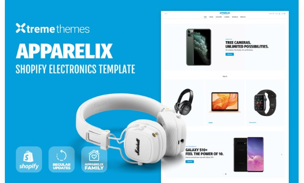 Electronics-Shop-on-Shopify-Nulled-Download