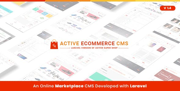 Active eCommerce CMS Free Download Nulled