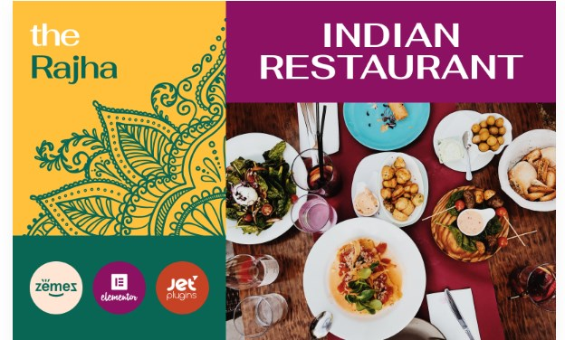 Rajha-Indian-Restaurant-Nulled-Download