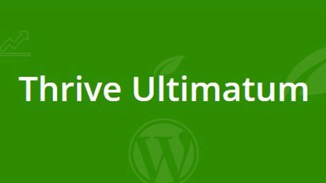 Thrive-Themes-Ultimatum-Nulled-Download