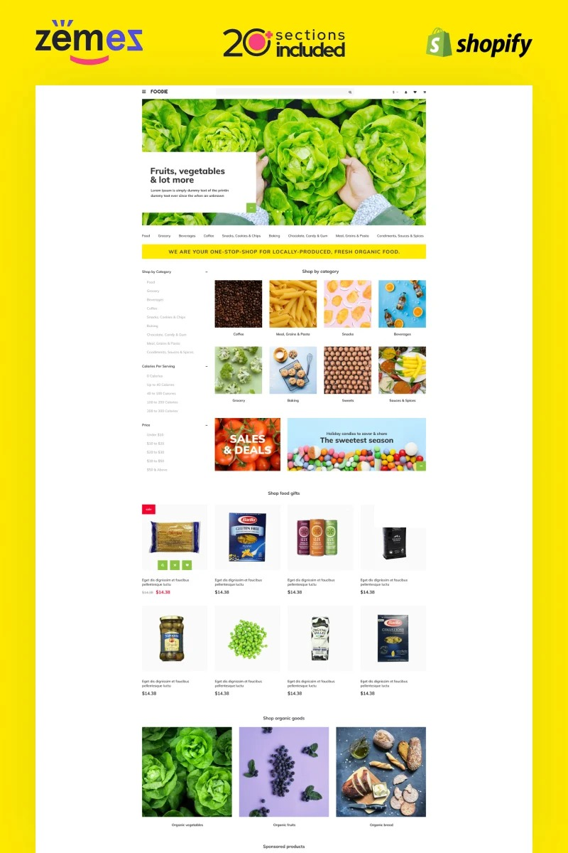 foodie-shopify-delivery-Nulled-Download