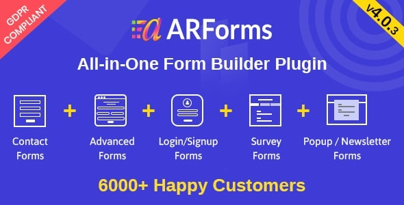 ARForms-Wordpress-Form-Builder-Plugin-Addons-Nulled-download