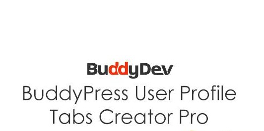 BuddyPress-User-Profile-Tabs-Creator-Pro-Nulled-Download