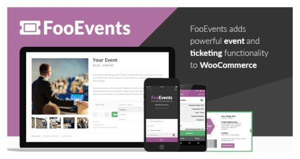 FooEvents-for-WooCommerce-Nulled-Download
