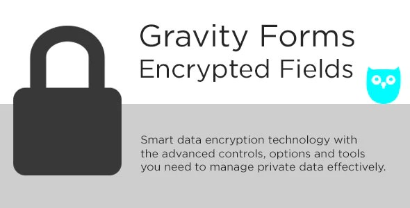 Gravity Forms Encrypted Fields Nulled-Download