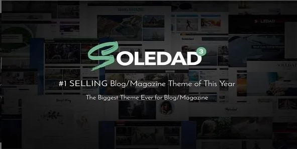Soledad-Multi-Concept-Blog-Magazine-News-AMP-WordPress-Theme-Nulled-Download