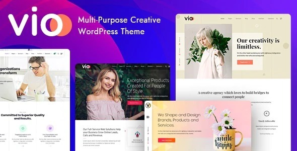 v.1.0.0 – Vio Corporate Business WordPress Theme Nulled Download