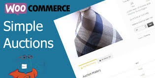 WooCommerce Simple Auctions - WordPress AuctionsDownload