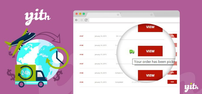 YITH WooCommerce Order Tracking Premium Nulled