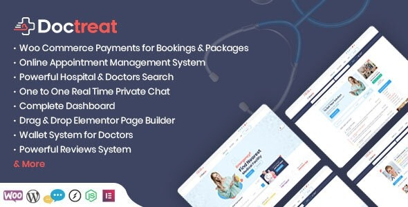 doctreat-doctors-directory-Nulled-Download
