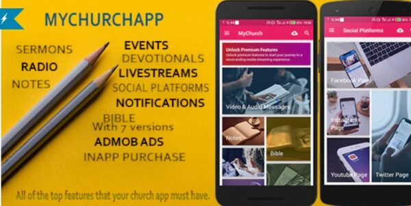 My-Church-App-Nulled-Download
