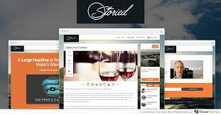 Thrive-Storied-Theme-Nulled-Download