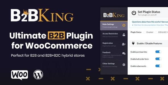 B2BKing-The-Ultimate-WooCommerce-B2B-Wholesale-Plugin-Download-Nulled