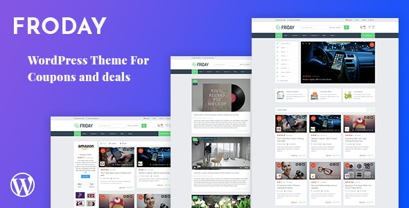 Froday-Coupons-and-Deals-WordPress-Theme-Nulled-Download