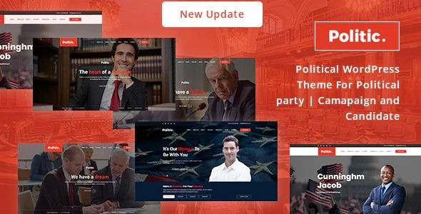 Politic-Political-WordPress-Theme-Nulled-Download