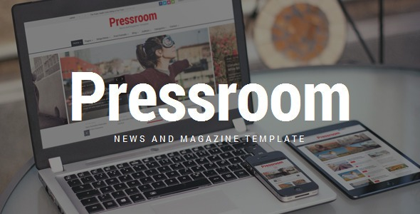 Pressroom-News-and-Magazine-WordPress-Theme-Nulled-Download