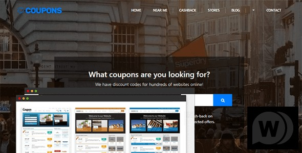 PremiumPress-Coupon-Theme-Nulled-Download