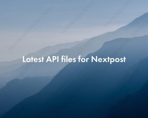Nextpost-Api-Updates-2020-Monthly-Update-Nulled-Download