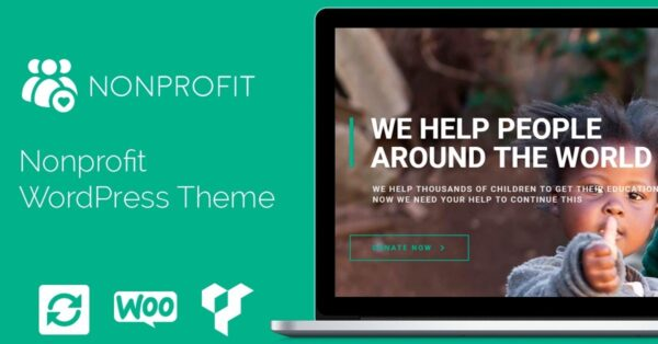 Nonprofit-WordPress-Theme-Charity-Nulled-Download