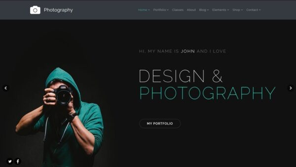 VisualModo-Photography-WordPress-Theme-Nulled-Download
