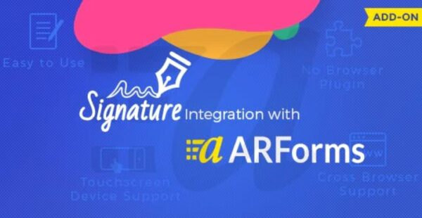 ARForms-Signature-Addon-Nulled-Download