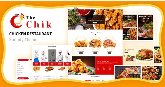 Chik-Food-Shop-Restaurant-Shopify-ThemeNulled-Download