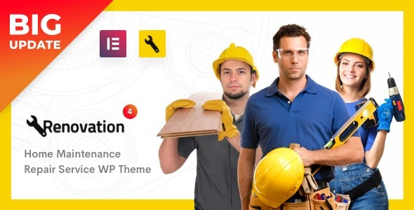 Repair-Service-Home-Maintenance-Elementor-WP-Theme-Renovation-Nulled-download