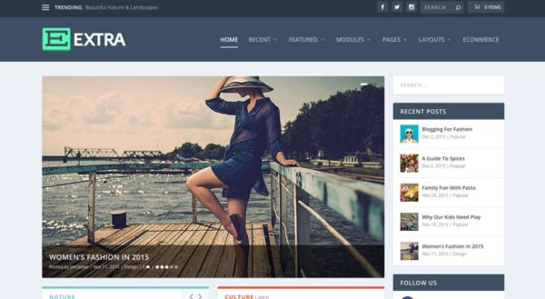 Elegant-Themes-Extra-Nulled-Download