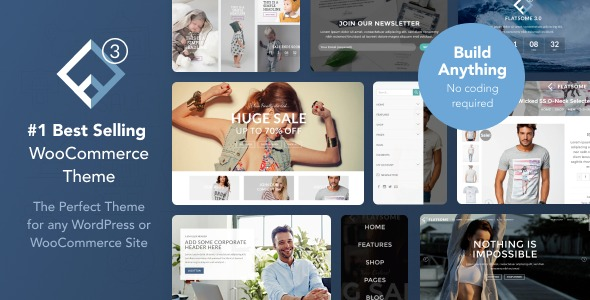 Flatsome-Multi-Purpose-Responsive-WooCommerce-Theme-Nulled-Download