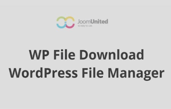 JoomUnited-WP-File-Download-Nulled-Download