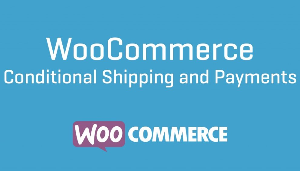 WooCommerce-Conditional-Shipping-Nulled-Download