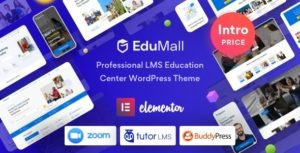 edumall-Nulled-Download