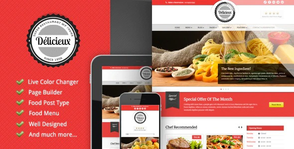 Delicieux-Restaurant-Wordpress-Theme-Nulled-Download