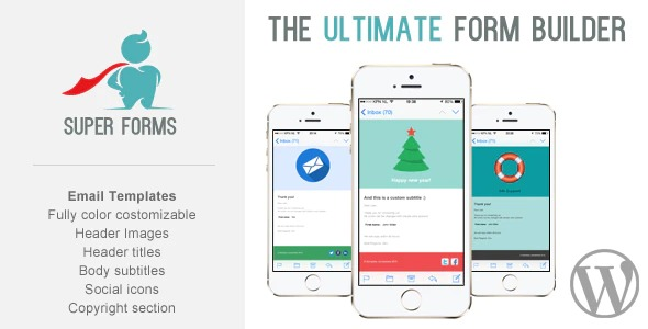 Super Forms-Email-Templates-Nulled-Download