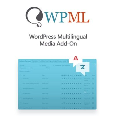 Great for Multilingual SEO WPML lets you fully optimize your site for SEO in multiple languages. You have full control over how URLs look. You can set SEO meta information for translations. Translations are linked together. Sitemaps include the correct pages and pass Google Webmasters validation. With WPML, search engines understand your site's structure and drive the right traffic to the right languages.