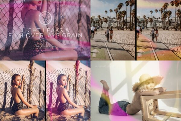 Light-Leaks-Film-Grain-Photoshop-Overlays-Nulled-Download