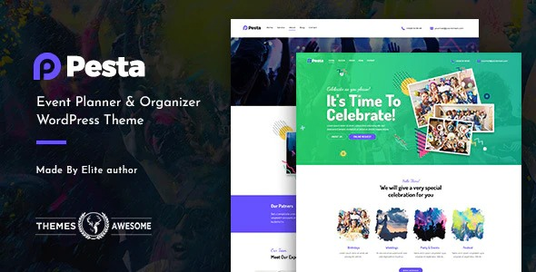 Pesta-Event-Planner-Organizer-WordPress-Theme-Nulled-Download