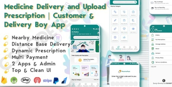 On-Demand-Pharmacy-Delivery-with-Medicine-Delivery-and-Upload-Prescription