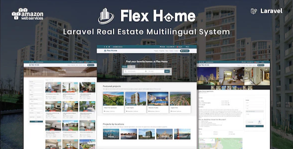 Flex Home Nulled
