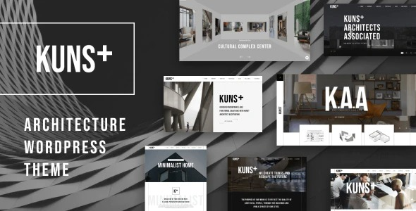 Kunst Architecture WordPress Theme Nulled Download